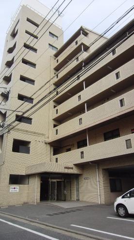 福岡本社が入る建物