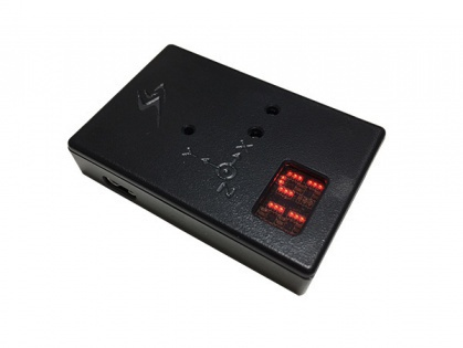 DSPワイヤレス8軸モーションセンサ