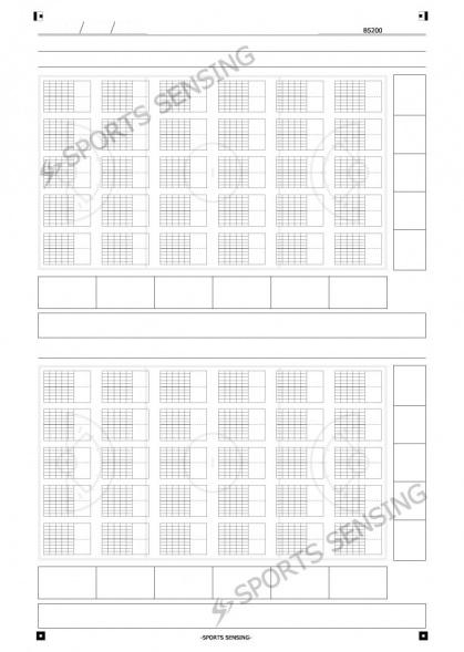 B5200 女子ラクロス 位置イベント分析シート